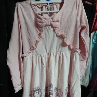 ディズニー(Disney)のソフィア の服♥️(ロングワンピース/マキシワンピース)