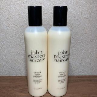 ジョンマスターオーガニック(John Masters Organics)の2本 ジョンマスターオーガニック C&Nデタングラー  236ml(コンディショナー/リンス)