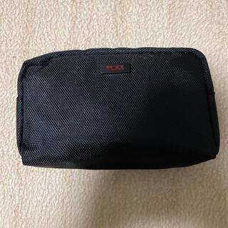 トゥミ(TUMI)のTUMI for DELTA ミニポーチ(旅行用品)