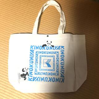 ケイタマルヤマ(KEITA MARUYAMA TOKYO PARIS)の紀伊國屋 紀ノ国屋 パンダ エコバッグ(トートバッグ)
