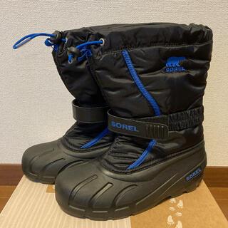 ソレル(SOREL)のソレル スノーブーツ 23センチ(ブーツ)