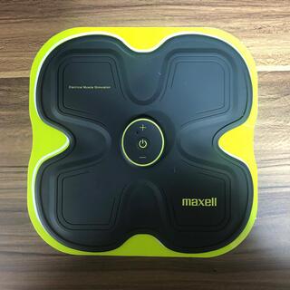 マクセル(maxell)の【箱なし本体のみ】maxell もてケア(エクササイズ用品)
