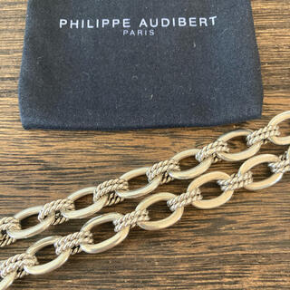 フィリップオーディベール(Philippe Audibert)のPhilippe Audibert  ネックレス(ネックレス)