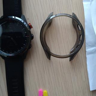 ガーミン(GARMIN)のApproach S62 Black(腕時計(デジタル))