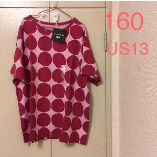 marimekko - marimekko UNIQLO  キッズTシャツ160cm US13