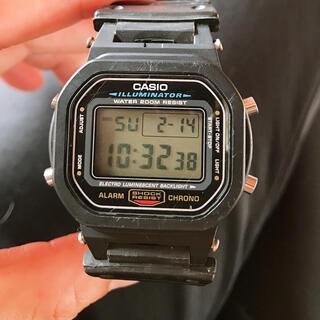 ジーショック(G-SHOCK)のCASIO G-SHOCK DW 5600E ブラック(腕時計(デジタル))