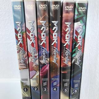 macros - マクロスF dvd1〜6巻