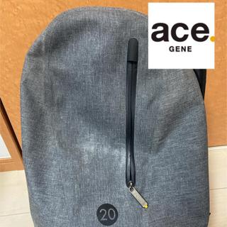 エースジーン(ACE GENE)のエースジーン WDプロテクション防水20リットルバックパック 15インチPC対応(バッグパック/リュック)