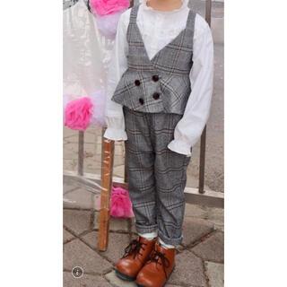 セットアップ 女の子 入学式(ドレス/フォーマル)