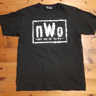 アリストトリスト(ARISTRIST)のアリストトリスト nwo Tシャツ L シルバー(Tシャツ/カットソー(半袖/袖なし))