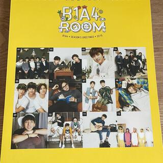 ビーワンエーフォー(B1A4)のB1A4 2015 シーズングリーティングカレンダー(アイドルグッズ)