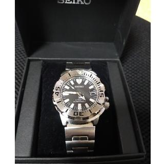 セイコー(SEIKO)のプロスぺックス ブラックモンスター(腕時計(アナログ))