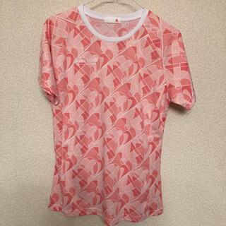 ルコックスポルティフ(le coq sportif)の美品♡ルコック テニスウェア Tシャツ(ウェア)