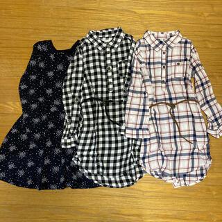 春物 9点セット 女の子 115〜120(Tシャツ/カットソー)
