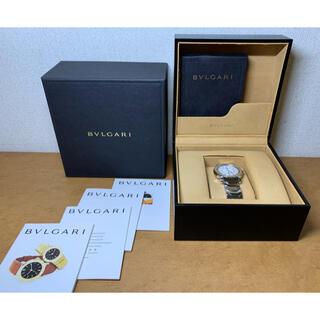 BVLGARI - ブルガリ ソロテンポ メンズ 腕時計