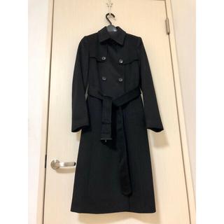 ANAYI - 【新品・未使用】タグ付きANAYI☆カシミアコート ブラック