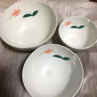コウランシャ(香蘭社)の香蘭社 サイズ違いのボール皿 未使用(食器)
