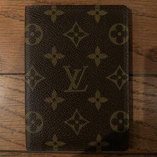 LOUIS VUITTON - 美品 正規 ルイ ヴィトン モノグラム パスポート ケース カードケース ポーチ