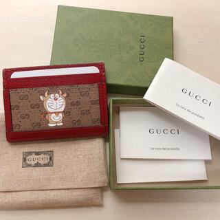 Gucci - GUCCI ドラえもんコラボ カードケース