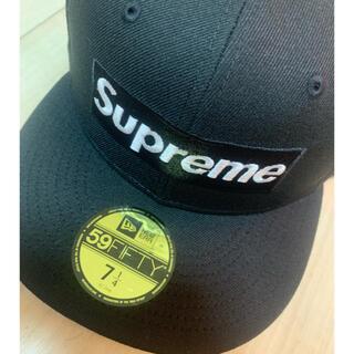 シュプリーム(Supreme)のシュプリーム Champions Box Logo New Era 7 1/4(キャップ)