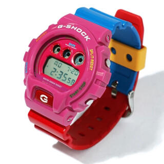 アベイシングエイプ(A BATHING APE)のBAPE X KID CUDI G-SHOCK ベイプ(腕時計(デジタル))