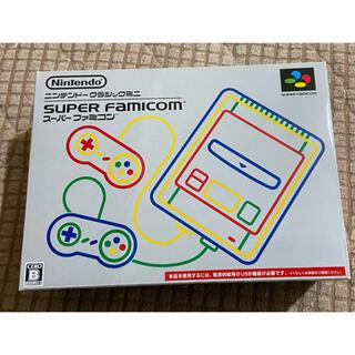 スーパーファミコン(スーパーファミコン)のスーパーファミコンクラシックミニ(家庭用ゲーム機本体)