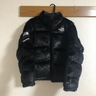 シュプリーム(Supreme)のSupreme The North Face Faux Fur Nuptse S(ダウンジャケット)