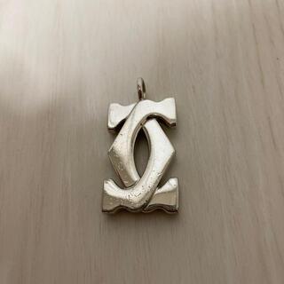 カルティエ(Cartier)のCartier (カルティエ) ロゴマークネックレス シルバー(ネックレス)
