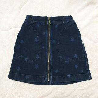 GU - GU♡120♡デニムスカート