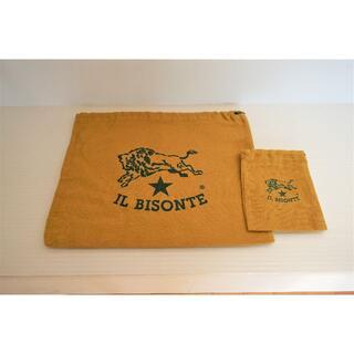 イルビゾンテ(IL BISONTE)のIL BISONTE☆小物入れ2点セット(ショッパー)☆イルビゾンテ(ショップ袋)