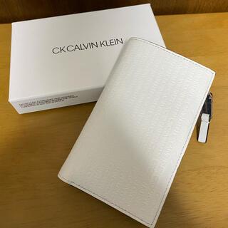 シーケーカルバンクライン(ck Calvin Klein)のカルバンクライン 二つ折り財布(折り財布)