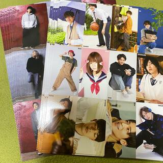 ジャニーズジュニア(ジャニーズJr.)のmyojo 1月号 厚紙 (アイドルグッズ)