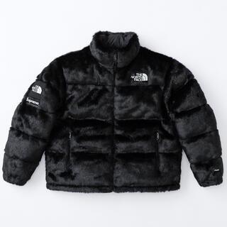 シュプリーム(Supreme)の未開封 L Supreme Faux Fur Nuptse Jacket(ダウンジャケット)