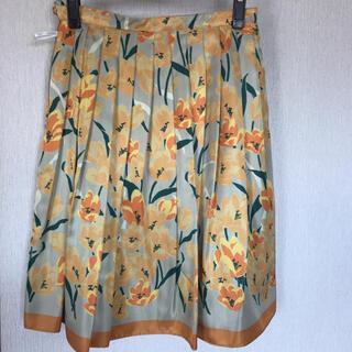 マッキントッシュフィロソフィー(MACKINTOSH PHILOSOPHY)の膝丈スカート(ひざ丈スカート)