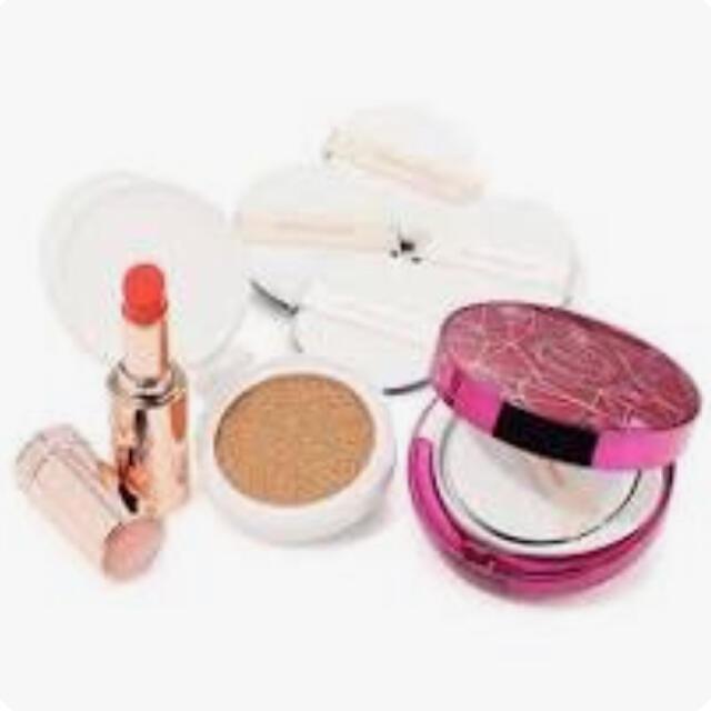THE FACE SHOP(ザフェイスショップ)のザ フェイスショップ ふっくら素肌感 ツヤ肌クッションファンデ  コスメ/美容のベースメイク/化粧品(ファンデーション)の商品写真