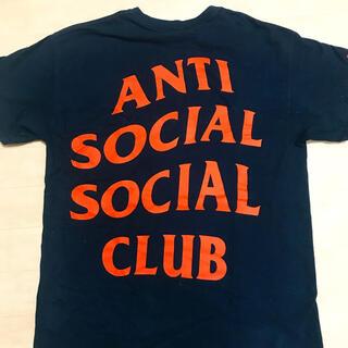 anti social social club  レア コラボ(Tシャツ/カットソー(半袖/袖なし))
