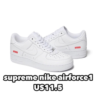 シュプリーム(Supreme)のsupreme シュプリーム nike airforce1 エアフォース(スニーカー)
