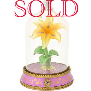 ディズニーストアラプンツェル魔法の花