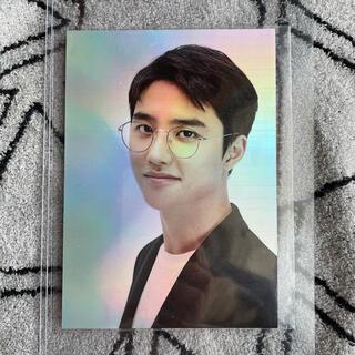 EXO - EXO ギョンス D.O. oeil ポストカード フォトカード トレカ 公式