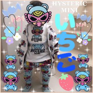 ヒステリックミニ(HYSTERIC MINI)の専用♡刺繍2枚(パンツ/スパッツ)