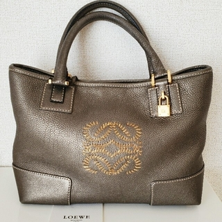LOEWE - 【美品】LOEWEハンドバッグ