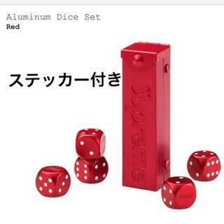シュプリーム(Supreme)のsupreme aluminum dice set(その他)