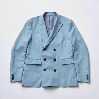 アレッジ(ALLEGE)のallege  20ss ジャケットのみ blue(テーラードジャケット)