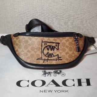 COACH - COACH コーチショルダーウエストボディバッグ