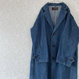 ドアーズ(DOORS / URBAN RESEARCH)のアーバンリサーチ 日本製デニムジャケット 春コート(Gジャン/デニムジャケット)