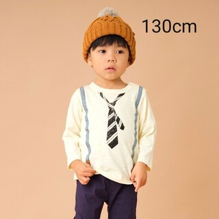 sense of wonder - 大特価 新品ラブ&ピース&マネー ネクタイサスペンダーTシャツ130cm