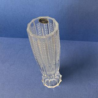 ボヘミア クリスタル(BOHEMIA Cristal)のボヘミアンクリスタル 一輪差 花瓶(花瓶)