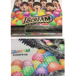 Kis-My-Ft2 - I SCREAM 4cupsとアルバム通常盤2点セット