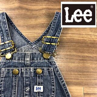 リー(Lee)のLee オーバーオール スカート サロペット size 100(スカート)