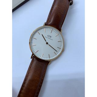 ダニエルウェリントン(Daniel Wellington)のDW ダニエルウェリントン 腕時計 メンズ レディース(腕時計)